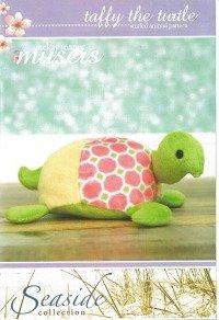 Taffy the Turtle Pattern