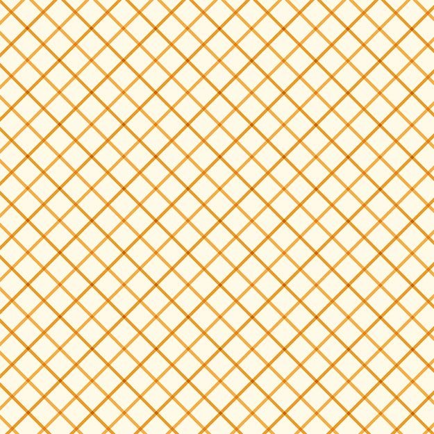 Not So Spooky (Windowpane/Gold) by Mary Jane Carey of Jolly Hill Quilt Design for Henry Glass & Co. 8312-44
