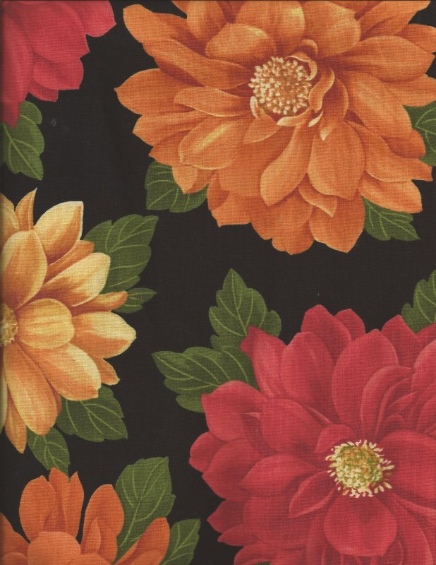 Timeless Treasures Large Florals