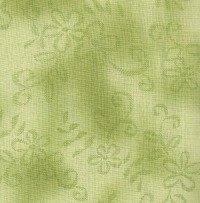 Rose Cottage by Skipping Stones Studio for Clothworks (Lt. Olive)