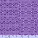 Night Riviera - Outline Flower Purple