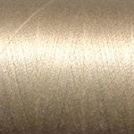 Cotton Mako Thread 50wt 1300m Light Sand Aurifil Lrg 2000