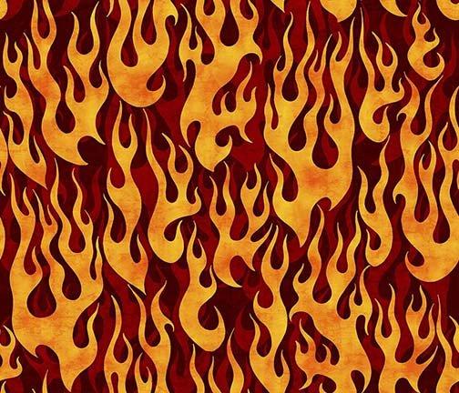 5 Alarm Flames Brick