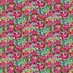 Alfie - Fuchsia Summer Roses Digital