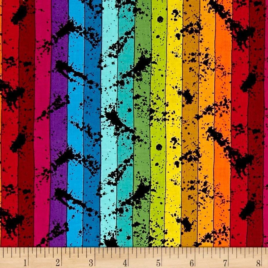 And Z Stripe Multi