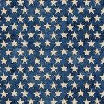American Honor - Stars - Blue