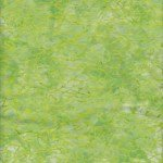 Batik Lime - Wide Back