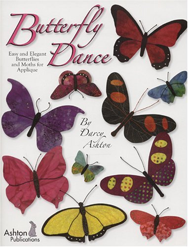 Butterfly Dance Book