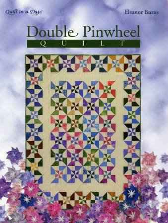 Double Pinwheel Quilt Book