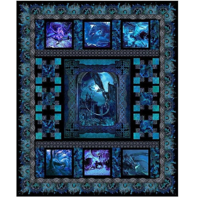 Dragons Kit - Blue Fury - by Jason Yenter