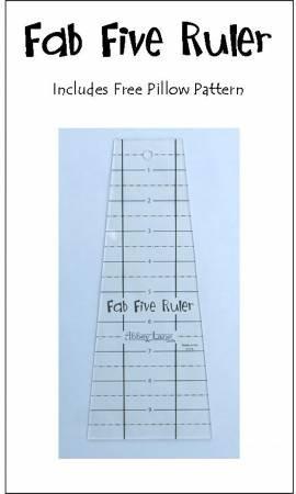 Fab Five Ruler