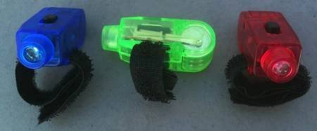 Finger Light Hook & Loop