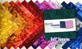 Glass House - 5x5 Pack - 42 pcs