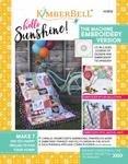 Hello Sunshine Machine Embroidery