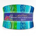Laurel Burch Basics Along the Reef Strip Rolls