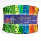 Laurel Burch Basics Bird of Paradise Strip Rolls