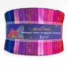 Laurel Burch Basics Dreamscape Strip Rolls