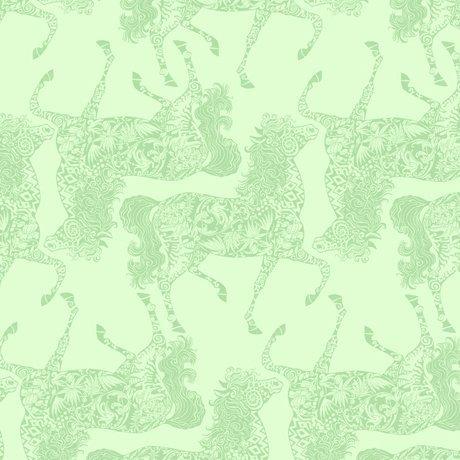 Painted Ponies - Lime
