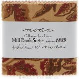 Mill Book Series circa 1889 Charm Pack