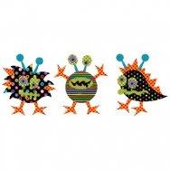 Monster Mash Set Appliqué Urban Elementz