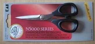 Kai N5000 Series Sewing Scissors - 6 1/2