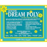 Craft Poly Request Quilters Dream Batting