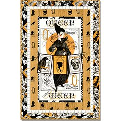 Queen of We'en Quilt & Swag Kit
