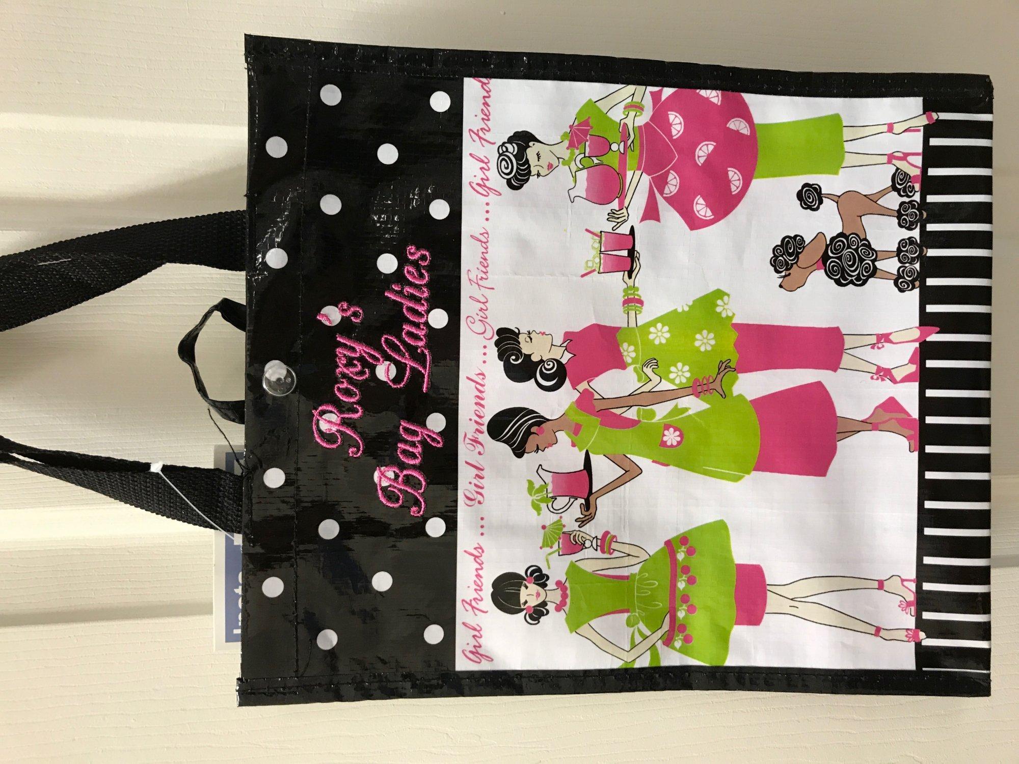 Roxy's Bag Ladies Program