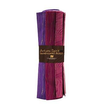 Artisan Spirit Spirit Sandscapes Roll Blush/Violet