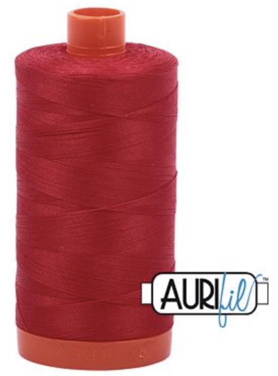 Aurifil LRG Red 2250