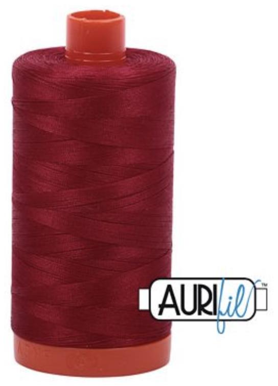 Aurifil Lrg Red Wine 2260