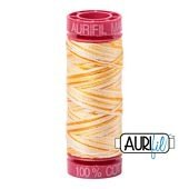 Aurifil Sm Lemons of Monterosso Varigated 4658