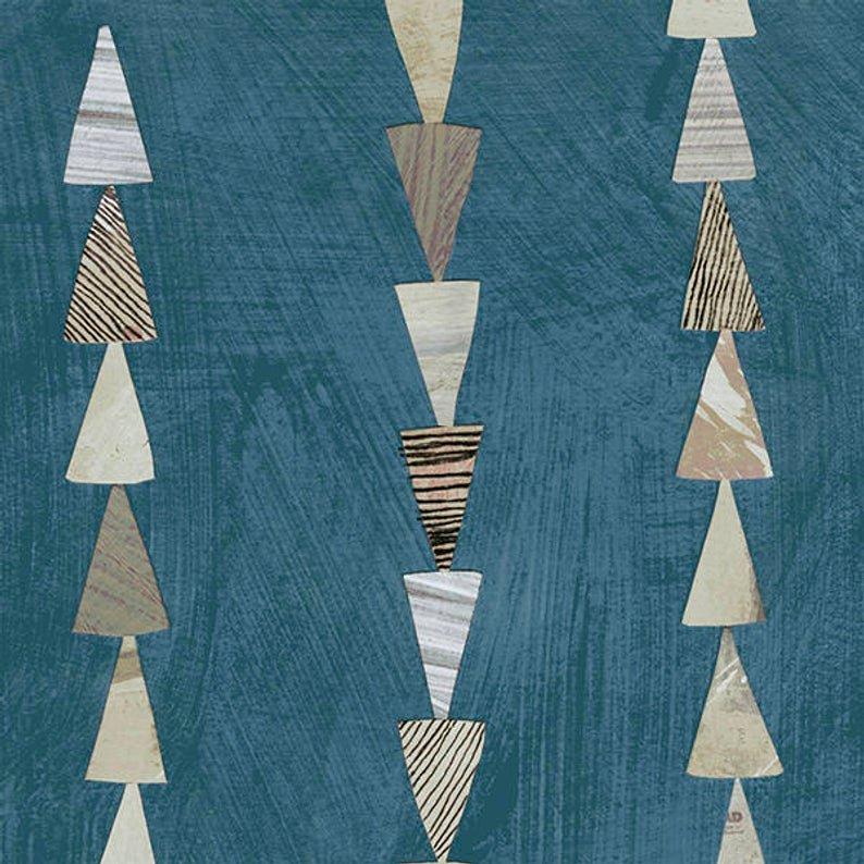 Dreamer Stripe - Ocean