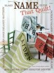 Name That Quilt - Softcover