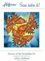 Sew Into It Kit - Dance of the Butterflies - Monarch