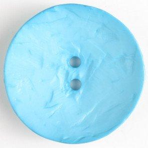 Button Round Blue 45mm