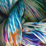 Worsted Merino Superwash Hand Dyed 106