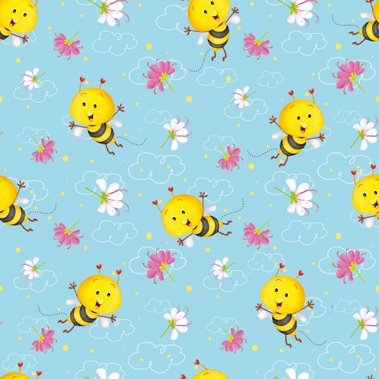 Busy Bees 1410-11