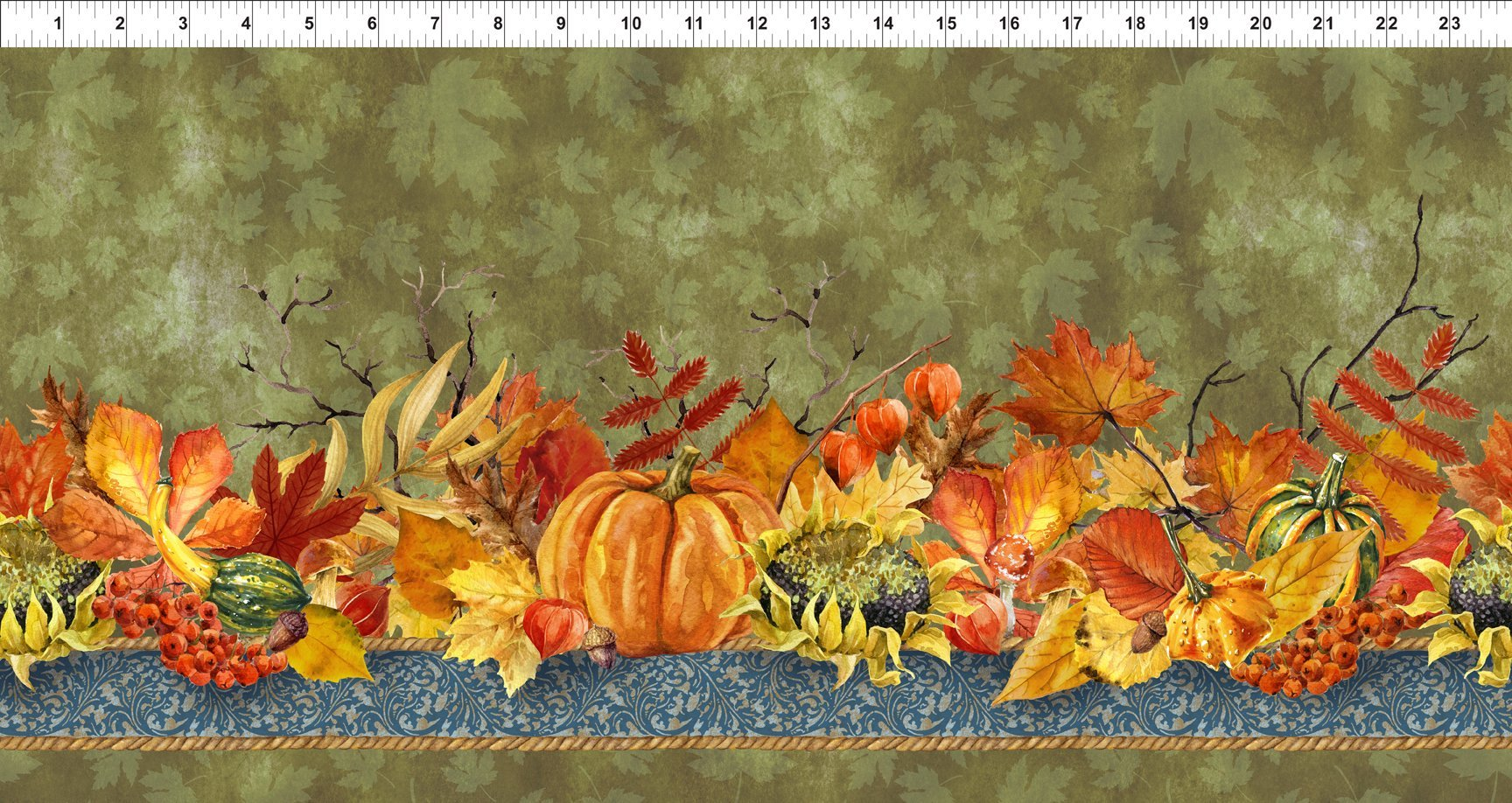 Our Autumn Friends 2OAF-2