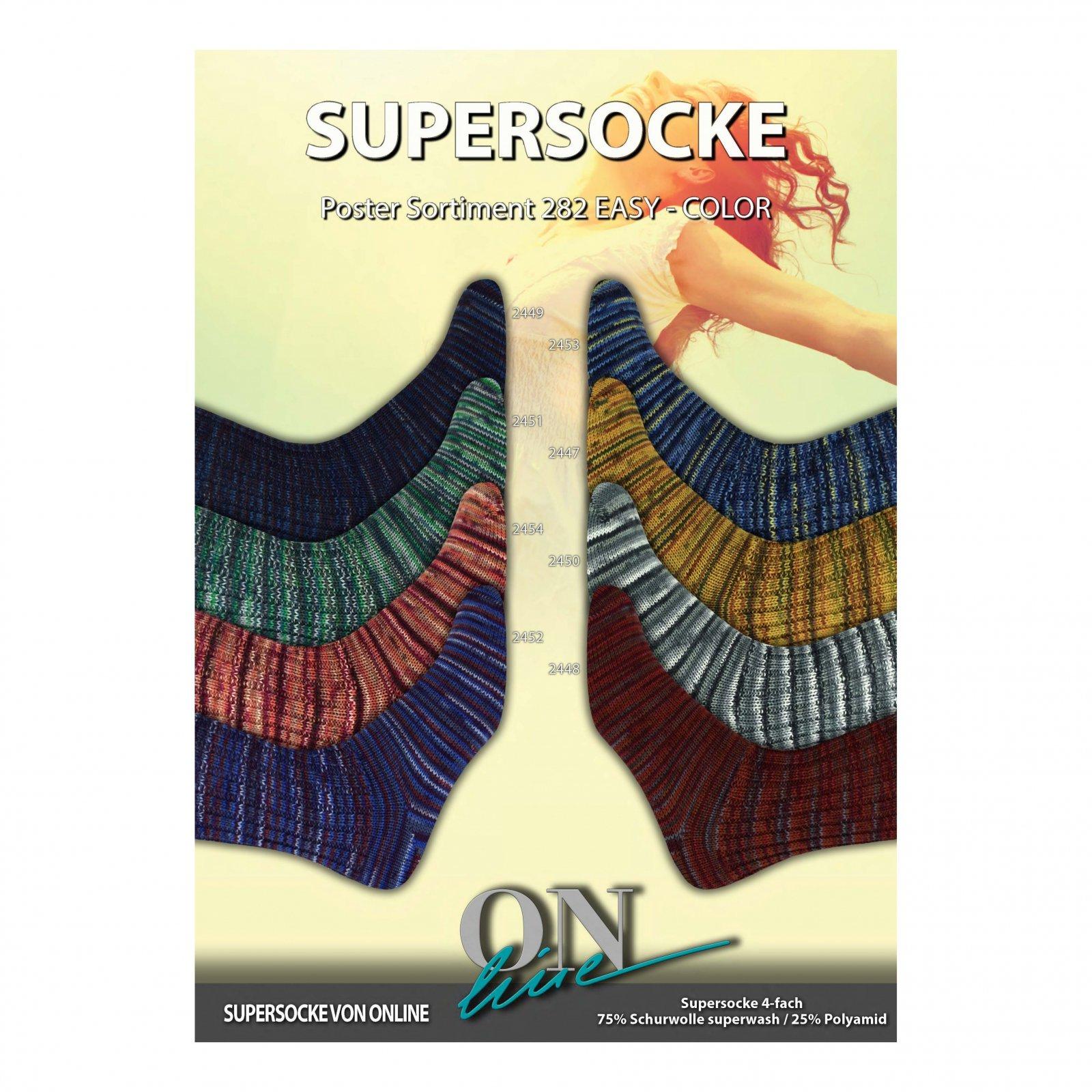 Wool Knit Socks E-RTW-282