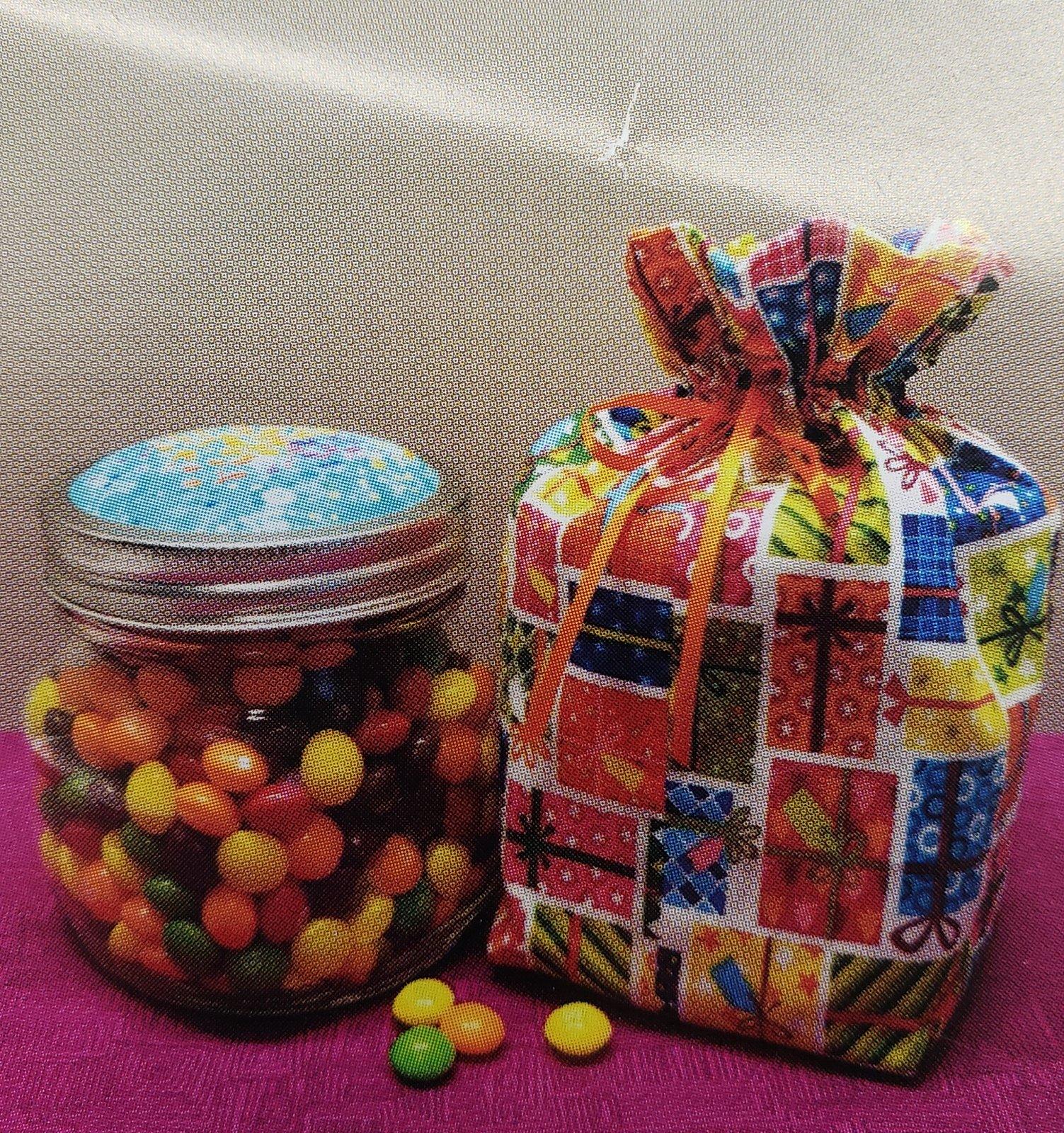Quilt MN 2021 Sweet Treat Bag