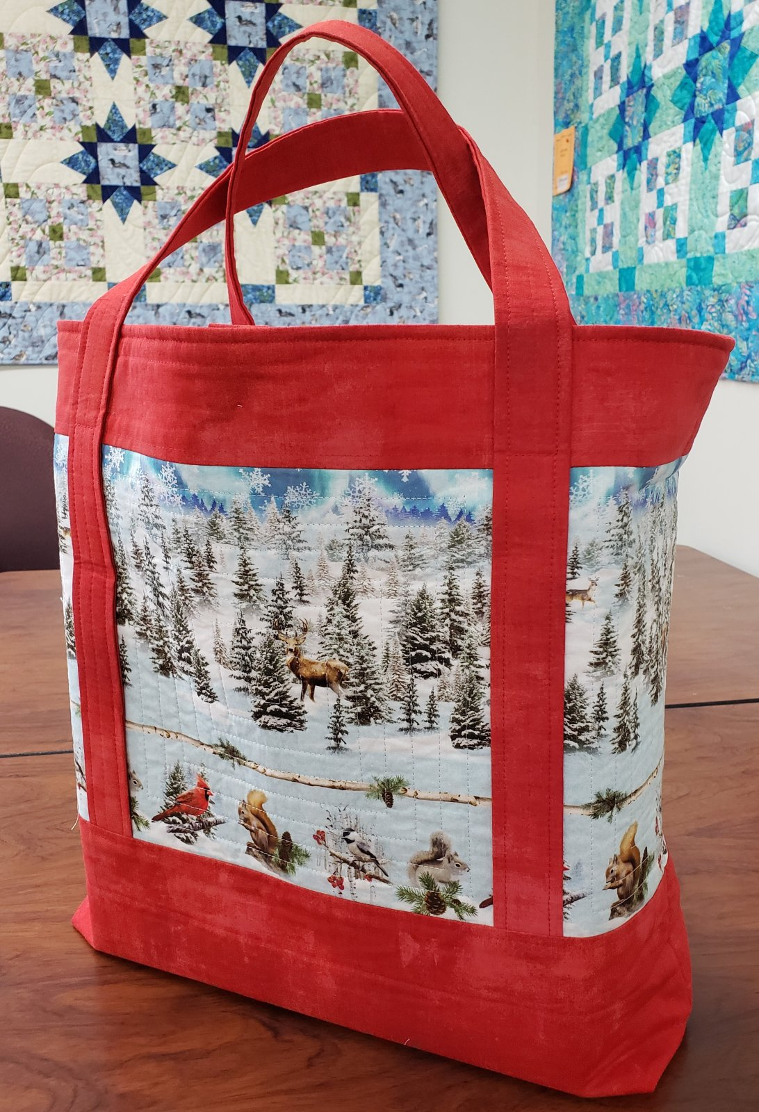 Quilt MN 2021 Tote
