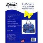 Bosal In-R-Form Sew In Foam Stabilizer 18in x 58in
