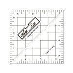 Bloc Loc - Half Square Triangle Ruler 3.5