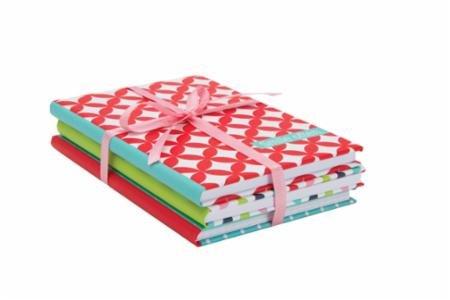 Mini Journals Smitten - Set of 3