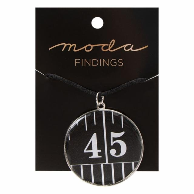 Necklace Tape Measure - Round