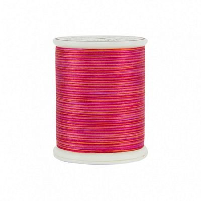 King Tut Cotton Quilting Thread 500yds - Ramses Red