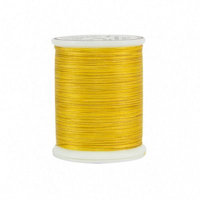 King Tut Cotton Quilting Thread 500yds - Sunflowers