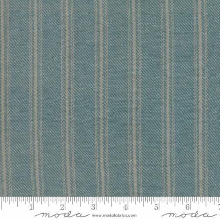 Cottonworks Stripe Lt Blue