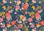 Floral Pets - Gardenara Navy